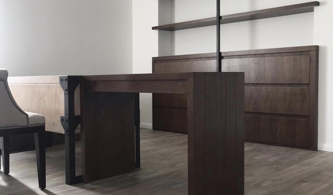 Drevený nábytok na mieru