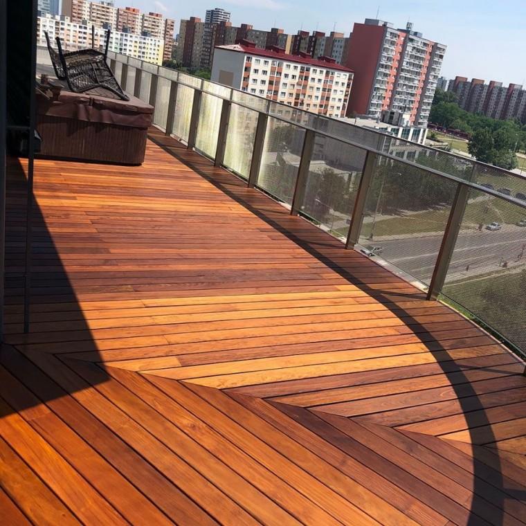 Ipe terasa Petržalka City