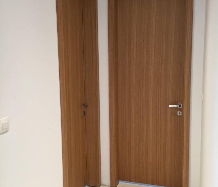 Dvere nadštandard vysoké dýhované Gorazdová