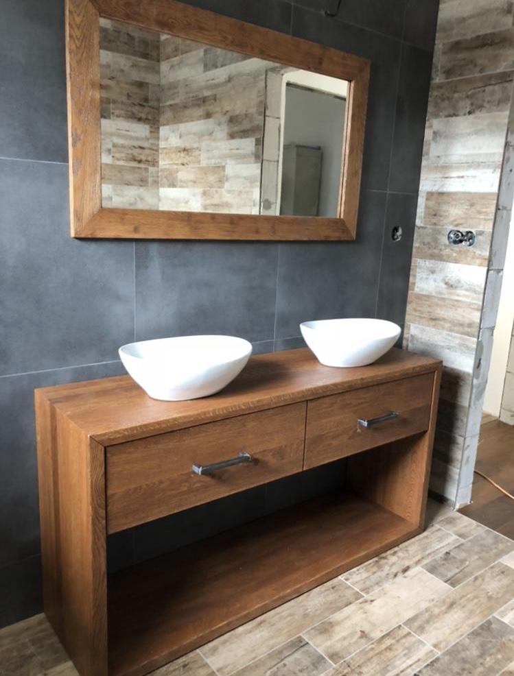 Kúpeľňový nábytok na mieru
