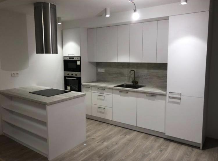 Kuchyňa 4 na mieru