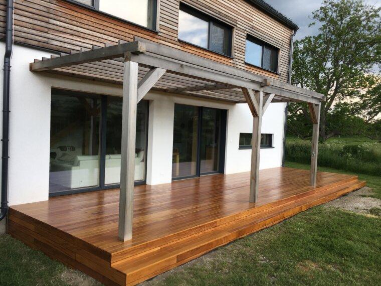 Garapa terasa – Cerová Lieskové